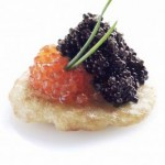 Blinis  & Kaviar