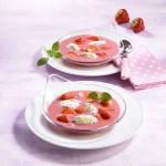 Erdbeer-Kaltschale