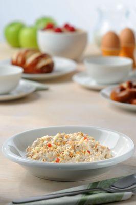 Haferfrühstück