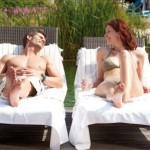 Wenn der Bikini passt, ist der Sommerurlaub doppelt schön.
